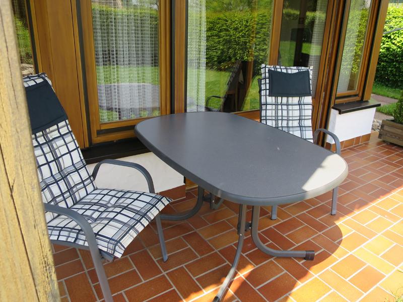 ferienwohnung immergr n landhaus marlene. Black Bedroom Furniture Sets. Home Design Ideas